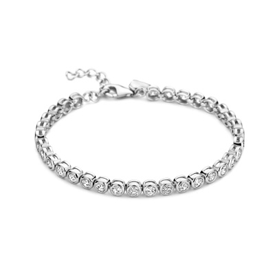 Parte Di Me Cento Luci Rosia 925 Sterling Zilveren Armband PDM32025