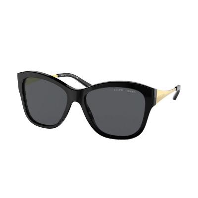 Ralph Lauren Shiny Black Zonnebril RL818750018756