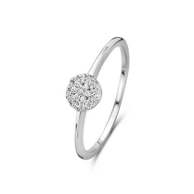 Selected Jewels Mila Elodie 925 Sterling Zilveren Ring SJ300008