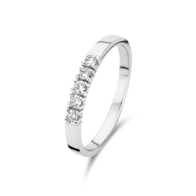 Selected Jewels Mila Elodie 925 Sterling Zilveren Ring SJ300014