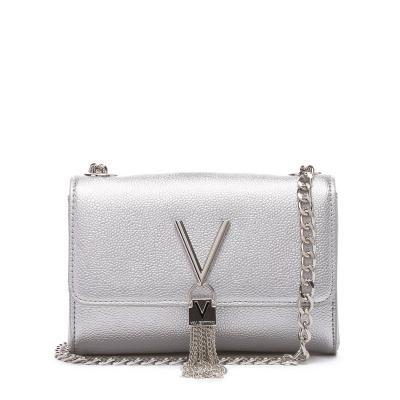 Valentino Divina Clutch VBS1R403GARGENTO