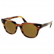 Ray-Ban Meteor Stripped Havana Zonnebril RB21689543350